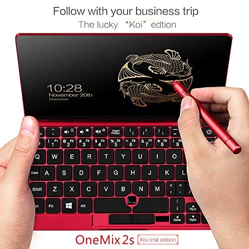 Koi Limit Edition] One Netbook One Mix 2S Yoga 7