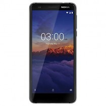 """Nokia 3.1-16 GB - Unlocked Smartphone (AT&T/T-Mobile) - 5.2"""" Screen (Certified Refurbished)"""