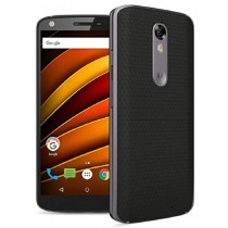 "Motorola Moto X Force XT1580 64GB Black, 5.4"", Unlocked GSM Smartphone, International Stock, No Warranty"