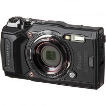 Olympus Tough TG-6 Digital Camera (Black)