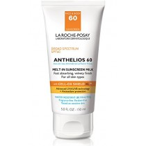 La Roche-Posay Anthelios Melt-In Sunscreen Milk SPF 60, 5 Fl Oz