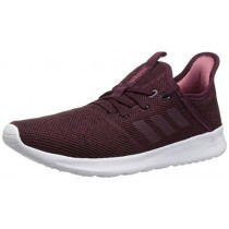 adidas Performance Women's Cloudfoam Pure Running Shoe, Maroon/Maroon/Trace Maroon, 8 M US