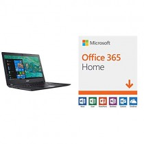 """Acer Aspire 1 A114-32-C1YA, 14"""" Full HD laptop with Microsoft Office 365 Home 