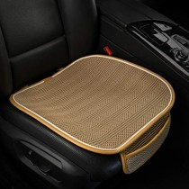 yberlin Car Seat Cushion,Breathable Comfort Car Drivers Seat Covers, Universal Car Interior Seat Protector Mat Pad Fit Most Car, Truck, SUV, or Van