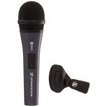Sennheiser E825-S Handheld Cardiod Dynamic Microphone with On/Off Switch