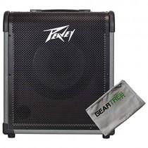 Peavey 03616810 MAX 100 Bass Combo Amp w/Polish Cloth