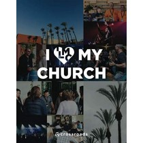 I LOVE MY CHURCH: Study Guide