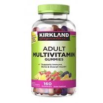 Kirkland Signature Adult Gummies, 1 Pack (160 Count)