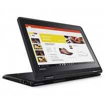"2019 Lenovo ThinkPad Yoga 11e 11.6"" Anti-Glare HD Touchscreen 2-in-1 Business Laptop - Intel Core i3-7100U, 256GB M.2 SSD, 8GB RAM, Wi-Fi AC, HDMI, Bluetooth, Ethernet RJ-45, Webcam, Windows 10 Pro"
