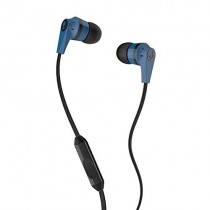 Skullcandy Ink'd 2.0 Mic'd Ear Bud Headphone (Blue)