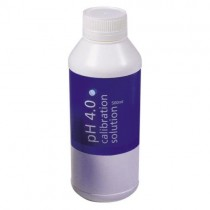 Bluelab PH 4.0 Calibration Solution, 500 milliliters