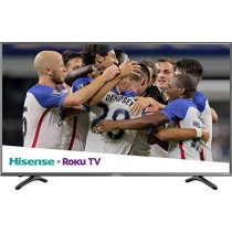 "Hisense 2018 Model Roku TV 55"" Class R7E (54.6"" diag.) 55R7E 4K UHD Roku TV with HDR (Renewed)"