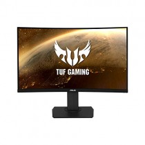 "Asus TUF Gaming VG32VQ 32"" Curved Gaming Monitor FreeSync HDR Elmb Sync 1440P 144Hz 1ms Eye Care with DP HDMI"