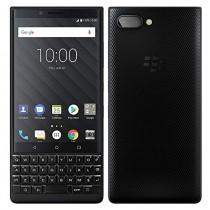 Blackberry Key2 128GB (Dual Sim BBF100-6) Unlocked GSM - International Version (Black Edition, English UK QWERTY)