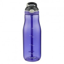 Contigo AUTOSPOUT Straw Ashland Water Bottle, 40 oz., Grapevine