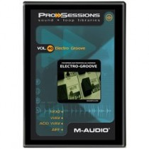 M-Audio ProSessions Vol.40 Electro Groove