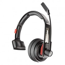 Plantronics Voyager 104 Bluetooth Headset, Over The Head Headset with Microphone Built for Truckers