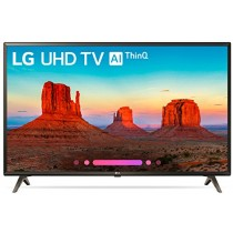 LG Electronics 49UK6300PUE 49-Inch 4K Ultra HD Smart LED TV (2018 Model)