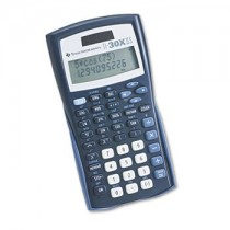 Texas Instruments TI-30X IIS Solar Scientific Calculator