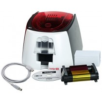 Badgy100 Color Plastic Card Printer