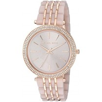 Michael Kors Women's Darci Rose Gold-Tone Watch MK4327