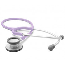 ADC Adscope Lite 609 Ultra Lightweight Clinician Stethoscope, 31 inch Length, Lavender