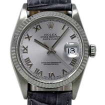 Rolex Datejust Swiss-Automatic Male Watch 16234 (Certified Pre-Owned)