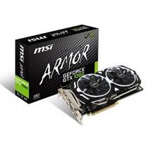 MSI GAMING GeForce GTX 1060 6GB GDRR5 192-bit HDCP Support DirectX 12 Dual Fan VR Ready OC Graphics Card (GTX 1060 ARMOR 6G OCV1)