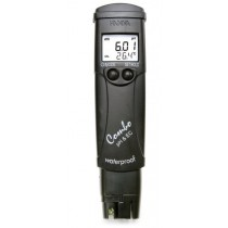 Hanna Instruments HI 98130 Waterproof pH/Conductivity/TDS Tester with ATC, High Range