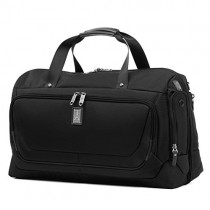 "Travelpro Crew 11 22"" Carry-on Smart Duffel with Suiter w/USB Port, Black"