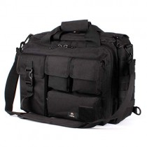 Tactical Briefcase, GES 15.6 Inch Men's Messenger Bag Military Briefcase for Men