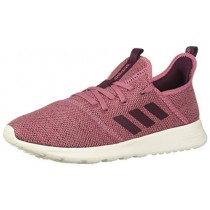 adidas Performance Women's Cloudfoam Pure Running Shoe, Maroon/Maroon/White, 8 M US