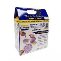 Smooth-On Ecoflex 00-50 Platinum Silicone 2 lb Kit