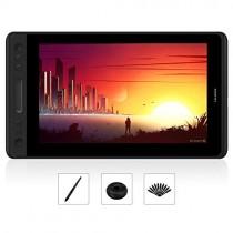 Huion Kamvas Pro 12 GT-116 Drawing Monitor Pen Display Full-Laminated Graphics Drawing Tablet with Screen, Battery-Free Stylus, Tilt Function 8192 Pen Pressure, 4 Shortcut Keys, 88% NTSC