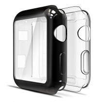 2-Pack iWatch Case for 38mm or 42mm