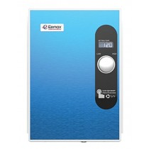 Eemax EEM24018 Electric Tankless Water Heater, Blue