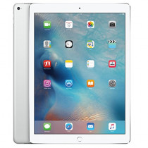 Apple iPad Pro (128GB, Wi-Fi, Silver) 12.9in Tablet (Renewed)