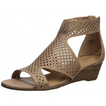 Report Women's Mackie Wedge Sandal Pink 6 M US