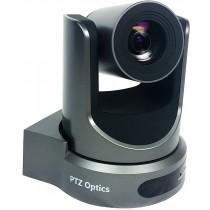 PTZOptics 20x-USB Gen2 Full HD Broadcast and Conference Indoor PTZ Camera (Gray)