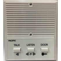 PACIFIC ELECTRONICS 3404 PACIFIC ELECTRONICS Single Entrance INTERCOM System, 4 Wire (1/EA)