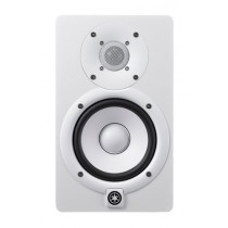 Yamaha HS5 W 5-Inch Powered Studio Monitor Speaker, White