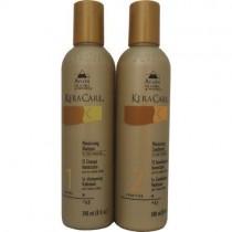 KeraCare Moisturizing Shampoo for Color Treated Hair 8 oz & KeraCare Moisturizing Conditioner for Color Treated Hair 8 oz Combo Set
