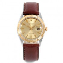 Rolex Datejust Automatic-self-Wind Male Watch 1625 (Certified Pre-Owned)