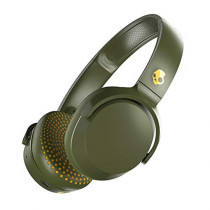 Skullcandy Riff Wireless On-Ear Headphone - Olive