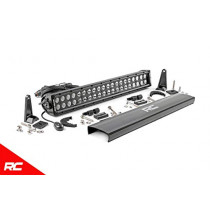 "Rough Country 70920BL 20"" Black Series Dual Row CREE LED Light Bar"