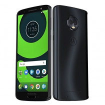 "Motorola Moto G6 Plus (64GB, 4GB RAM) XT1926-7 - 5.9"" FHD Display, Dual Sim, 4G LTE Factory Unlocked Smartphone International Model"