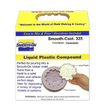 Smooth-On Smooth-Cast 325 ColorMatch Liquid Plastic Compound Smooth Cast 325 - Ages 18+