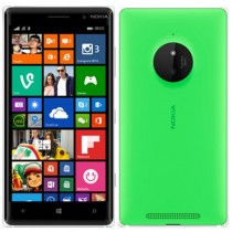 "Nokia Lumia 830 16GB 5"" Inches (GSM Only, No CDMA) Factory Unlocked LTE 4G 3G 2G GSM Cell Phone (Green) - International Version"