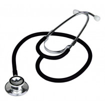 Ever Ready First Aid Dual Head Stethoscope - Black