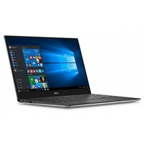 "Dell XPS 13 9350 Ultrabook 13.3"" IPS + Quad HD Touchscreen Notebook Computer, Intel Core i5-6200U 2.3GHz, 8GB RAM, 256GB SSD, Bluetooth, Backlit keyboard, Webcam, Windows 10 , Silver"
